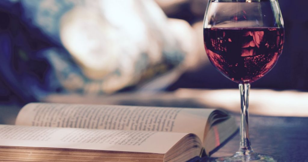 Books and Wine | Book and Wine Pairings | Rainstorm Wines of Willamette Valley, Oregon
