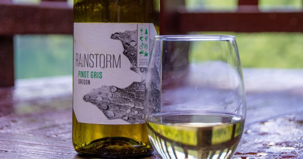 Rainstrom Wines
